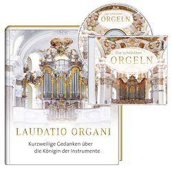 Laudatio Organi mit CD von Bauch,  Volker