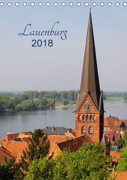 Lauenburg 2018 (Tischkalender 2018 DIN A5 hoch) von Kolfenbach,  Klaus