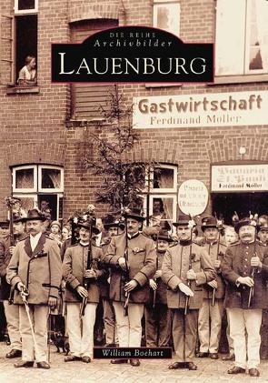 Lauenburg von Boehart,  William