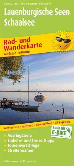 Lauenburgische Seen – Schaalsee