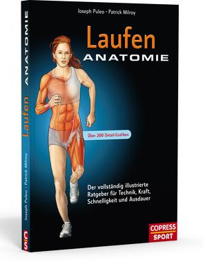 Laufen Anatomie von Milroy,  Patrick, Puleo,  Joseph