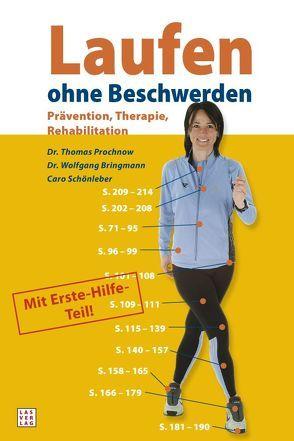 Laufen ohne Beschwerden von Hammer,  Caro, Thomas,  Prochnow, Wolfgang,  Bringmann