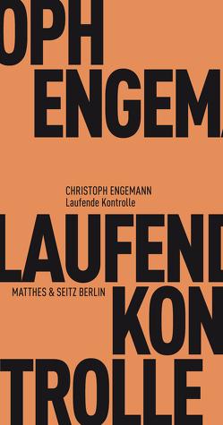 Laufende Kontrolle von Engemann,  Christoph