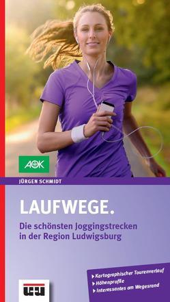 Laufwege von Schmidt,  Jürgen