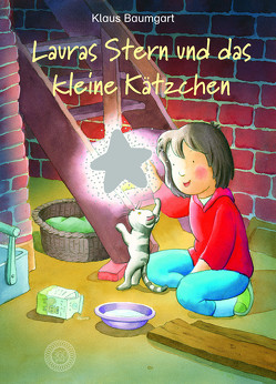 Laura und das kleine Kätzchen von Baumgart,  Klaus, Neudert,  Cornelia