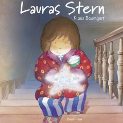 Lauras Stern (Pappbilderbuch) von Baumgart,  Klaus