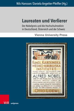 Laureaten und Verlierer von Angetter-Pfeiffer,  Daniela, Hansson,  Nils