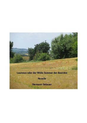 Laurence oder der Wilde Sommer der Anarchie von Gebauer,  Hermann
