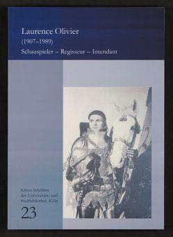 Laurence Olivier (1907-1989) von Gabel,  Gernot, Gabel-Jahns,  Gisela