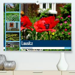 Lausitz bis Spreewald (Premium, hochwertiger DIN A2 Wandkalender 2020, Kunstdruck in Hochglanz) von Nordstern