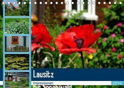 Lausitz bis Spreewald (Tischkalender 2019 DIN A5 quer) von Nordstern