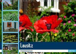 Lausitz bis Spreewald (Wandkalender 2019 DIN A3 quer) von Nordstern