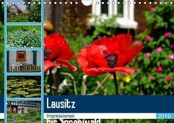 Lausitz bis Spreewald (Wandkalender 2019 DIN A4 quer) von Nordstern