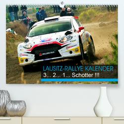 Lausitz-Rallye Kalender (Premium, hochwertiger DIN A2 Wandkalender 2020, Kunstdruck in Hochglanz) von Freiberg,  Patrick