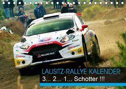 Lausitz-Rallye Kalender (Tischkalender 2018 DIN A5 quer) von Freiberg,  Patrick