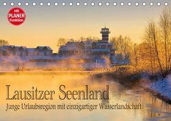Lausitzer Seenland – Junge Urlaubsregion mit einzigartiger Wasserlandschaft (Tischkalender 2019 DIN A5 quer) von LianeM