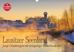 Lausitzer Seenland – Junge Urlaubsregion mit einzigartiger Wasserlandschaft (Wandkalender 2019 DIN A3 quer) von LianeM