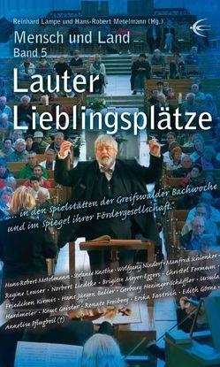 Lauter Lieblingsplätze von Lampe,  Reinhard, Metelmann,  Hans-Robert