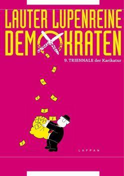 Lauter lupenreine Demokraten von Diverse, Staatliche Bücher- und Kupferstichsammlung Greiz