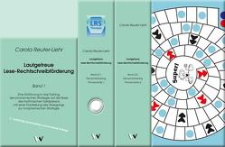 Lautgetreue Lese-Rechtschreibförderung / Paket 05: Bd 1 (Kt) + 2/1 + 2/2 + 5 von Reuter-Liehr,  Carola