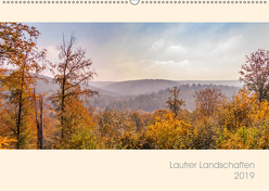 Lautrer Landschaften 2019 (Wandkalender 2019 DIN A2 quer) von Flatow,  Patricia