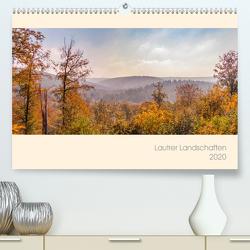 Lautrer Landschaften 2020 (Premium, hochwertiger DIN A2 Wandkalender 2020, Kunstdruck in Hochglanz) von Flatow,  Patricia
