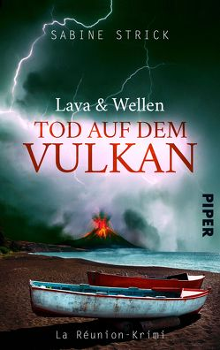Lava und Wellen: Tod auf dem Vulkan von Strick,  Sabine