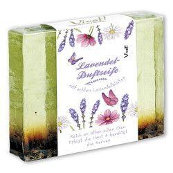 Lavendel-Duftseife