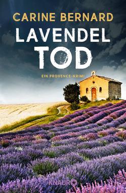 Lavendel-Tod von Bernard,  Carine