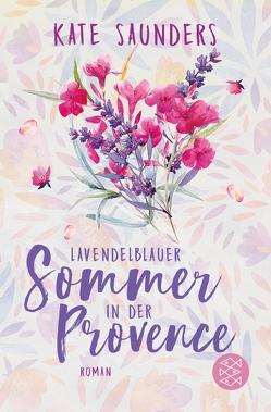 Lavendelblauer Sommer in der Provence von Saunders,  Kate