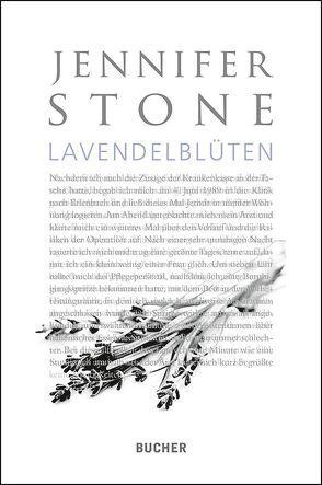 Lavendelblüten von Stone,  Jennifer