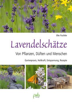 Lavendelschätze von Puchtler,  Elke