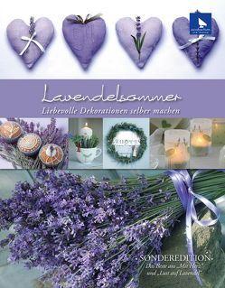 Lavendelsommer von Menze,  Ute
