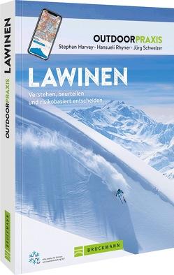 Lawinenkunde von Harvey,  Stephan, Rhyner,  Hansueli, Schweizer,  Jürg