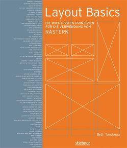 Layout Basics – Die wichtigsten Prinzipien für die Verwendung von Rastern von Tondreau,  Beth