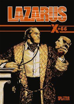 Lazarus X+66 von Bailey,  Neal, Chater,  Mack, Duran,  Aaron, Evely,  Bilquis, Greenwood,  Justin, Jones,  Tristan, Lieber,  Steve, Martinez,  Alitha, Rucka,  Greg, Trautmann,  Eric