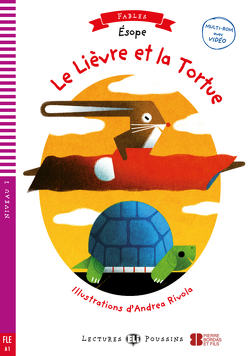 LeLièvreet laTortue von La Fontaine,  Jean