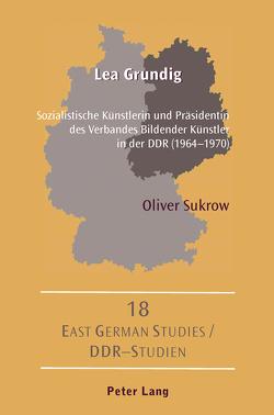 Lea Grundig von Sukrow,  Oliver