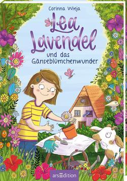 Lea Lavendel und das Gänseblümchenwunder von Rath,  Tessa, Wieja,  Corinna
