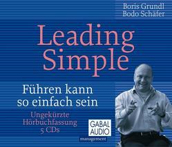 Leading Simple von Bergmann,  Gisa, Grauel,  Heiko, Grundl,  Boris, Schäfer,  Bodo