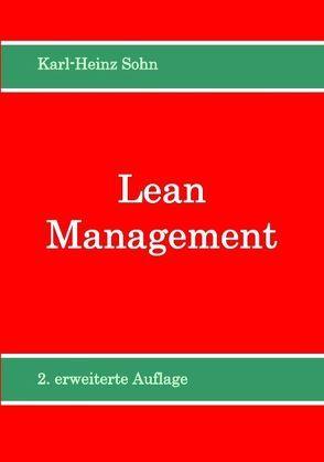 Lean Management von Sohn,  Karl-Heinz