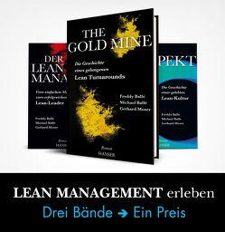 Lean Management erleben von Balle,  Freddy, Balle,  Michael