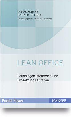 Lean Office von Kamiske,  Gerd F., Kubenz,  Lukas, Pötters,  Patrick