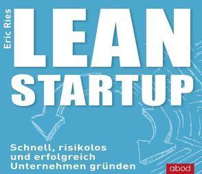 Lean Startup von Böker,  Markus, Ries,  Eric
