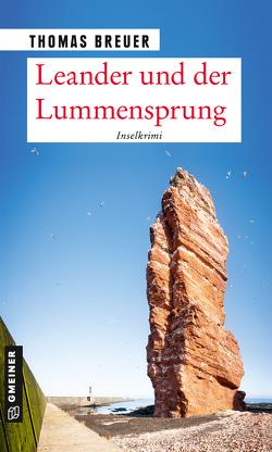 Leander und der Lummensprung von Breuer,  Thomas
