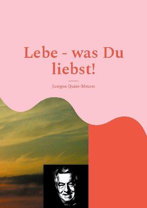 Lebe – was Du liebst! von Quass-Meurer,  Hans-Juergen
