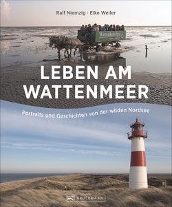 Leben am Wattenmeer von Niemzig,  Ralf, Weiler,  Elke