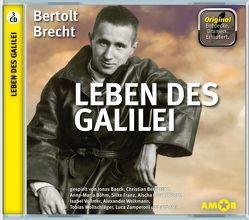 Leben des Galilei, 3 CDs, komplett gespielt im Original, mit zusätzlichen Erläuterungen. Entdecke. Dramen. Erläutert. von Brecht,  Bertolt, Petzold,  Bert Alexander