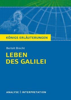 Leben des Galilei von Bertolt Brecht. von Brecht,  Bertolt, Grosse,  Wilhelm