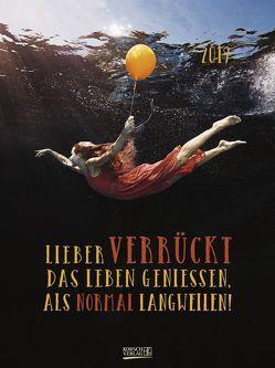 Leben genießen 2019 von Korsch Verlag